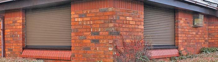 montage in de muur inbouwrolluiken