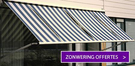 Zonwering schoonmaken Den Haag