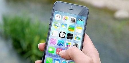 rolluik bediening met smartphone