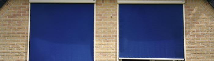 zonnescreens Flevoland