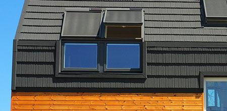 zonwering dakraam Friesland