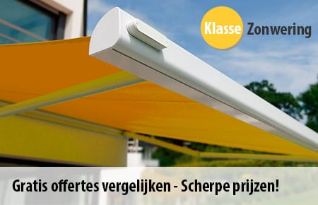 Zonwering Drenthe